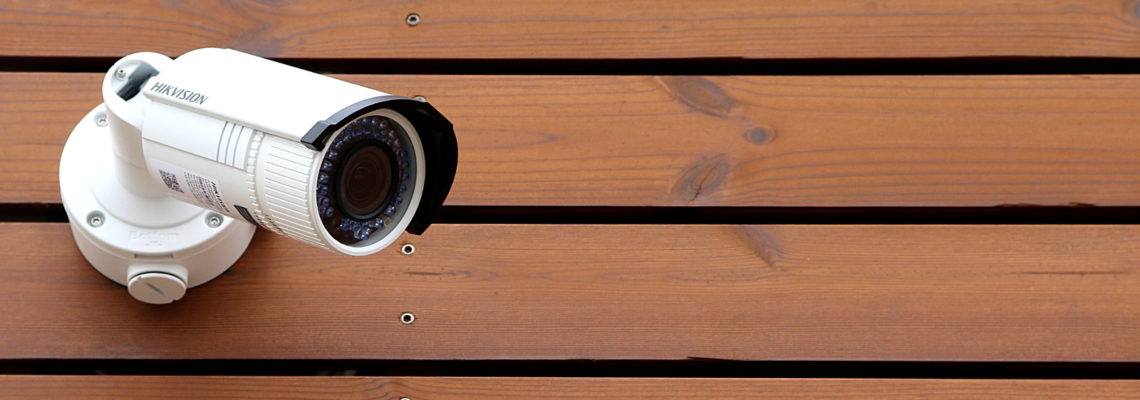 Instalujeme kamerové systémy