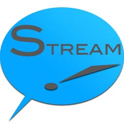 Stream na web